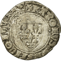 Monnaie, France, Blanc Guénar, Toulouse, TB+, Billon, Duplessy:377A - 987-1789 Monnaies Royales