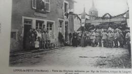 Liffol Le Petit  Café - Unclassified