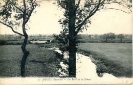 N°46729 -cpa Ducey -les Bords De La Sélune- - Ducey