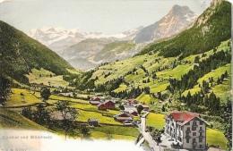 Kienthal Und Blümlisalp - Edition Kaiser & Co. Berne - Carte Non Circulée - BE Berne