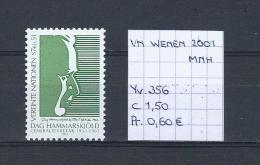VN Wenen 2001 - Yv. 356 Postfris/neuf/MNH - Ungebraucht