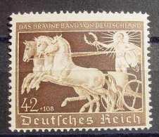 (1047505) Deutsches Reich 1940. Das Braune Band, Mi. 747. Siehe Bitte Bild U. Beschreibung - Unused Stamps