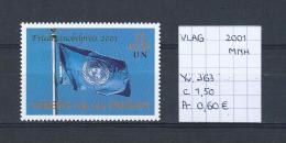 Vlag - VN Wenen 2001 - Yv. 363 Postfris/neuf/MNH - Timbres