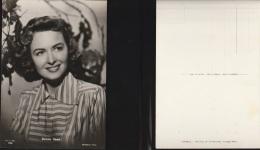 3907) DONNA REED PARAMOUNT FILMS Ed. BALLERINI FRATINI 2382 FILM NON VIAGGIATA ATTORE ACTOR CINEMA ACTRESS - Acteurs