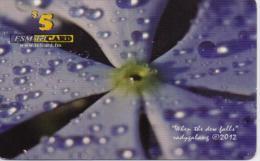 MICRONESIA PHONECARDS   5$-USED(bx1) - Micronésie