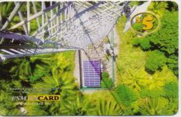 MICRONESIA PHONECARDS   5$-USED(bx1) - Micronesië