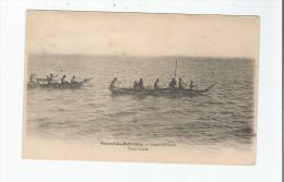 NOUVELLES HEBRIDES CANOT DE VAOW. (VAOW CANOE) 1906 - Vanuatu