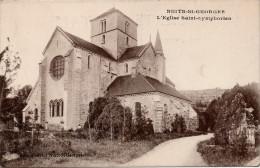 Nuits Saint Georges : L'église St-Symphorien (Editeur Courtot - I.P.M., Paris) - Nuits Saint Georges