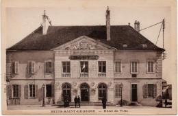 Nuits Saint Georges : Hôtel De Ville (Editeur L. Bernuy) - Nuits Saint Georges