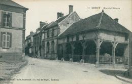 51 CONGY / Rue Du Château / - France