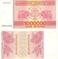 Georgia - 1000000 Coupons 1994 UNC - Georgien