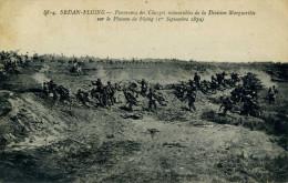 GUERRE - SEDAN-FLOING - CPA - N°88-4-Panorama Des Charges Mémorables De La Division Margueritte Sur Le Plateau De Floing - Other Wars