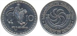 Georgia - 10 Tetri 1993 - Géorgie