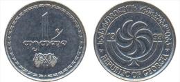 Georgia - 1 Tetri 1993 - Georgia