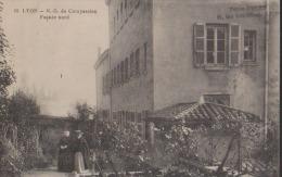 Lyon : CPA : N.D. De Compassion : Façade Nord - Lyon