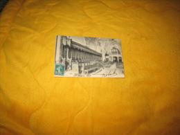 CARTE POSTALE ANCIENNE CIRCULEE DE 1911. / SAINT JEAN DE MAURIENNE.- STALLES DE LA CATHEDRALE. / CACHETS + TIMBRE. - Saint Jean De Maurienne