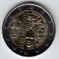@Y@   Luxemburg   2 Euro Commemorative 2015  UNC   Dynastie - Luxemburg