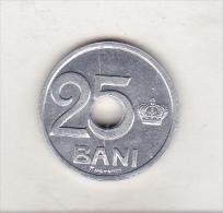 Bnk Sc Romania 25 Bani 1921 , Excellent Condition - Roumanie