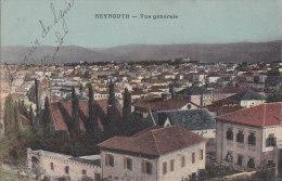 Liban - Beyrouth - Vue Générale - 1921