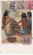 Amérique Du Nord - Indiens Hopi Arizona - A Song In The Kiva - Indiens De L'Amerique Du Nord