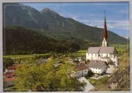 Oetz , Pfarrkirche Von Oetz , Geweiht Den Heiligen Georg Und Nikolaus - Oetz
