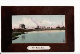 Pays De Galles - Port Talbot Docks - Pays De Galles
