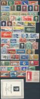 DDR Michel No. 746 - 806 ** postfrisch Jahrgang 1960 komplett