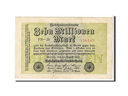 Allemagne, 10 Millions Type 1923 - 10 Millionen Mark