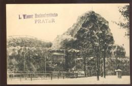 AUSTRIA WIEN PRATER OLD POSTCARD - Prater