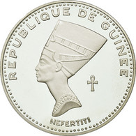 Guinea, 500 Francs, 1970, FDC, Argent, KM:25 - Guinée