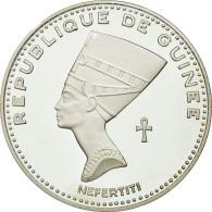 Monnaie, Guinea, 500 Francs, 1970, FDC, Argent, KM:25 - Guinée