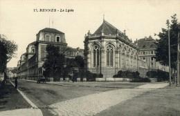 RENNES - ILLE & VILAINE  -  (35)  -   CPA. - Rennes