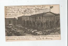 NASHVILLE TENNESSEE 6194  COURT SQUARE MARKET DAY 1908 - Nashville