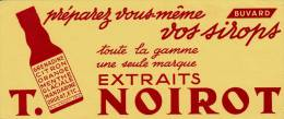 Extraits Noirot  - Préparation Sirop  - Format  9 X 21 Cm - Food