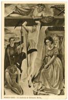Buscio Ezio - Il Martirio Di Giovanni Berta Old Postcard Not Travelled Bb160202 - Pittura & Quadri