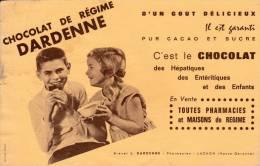 Dardenne  - Chocolat De Régime  - Luchon - Format 13,5 X 21 Cm - Chocolat
