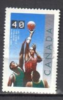 Canada 1991 - Mi.1260 - Used Gestempelt - 1952-.... Elizabeth II