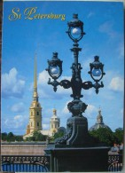 St. Petersburg - Peter And Paul Fortress - Russie