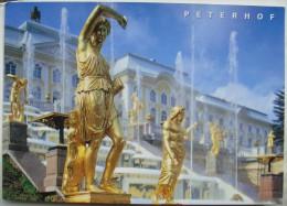 St. Petersburg - Peterhof - Grand Cascade - Russie