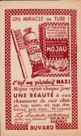 """Mojau -pate Colorante Pour Chaussures (produit """"Maxi""""  - Format 12,5 X 21 Cm - Wash & Clean"""