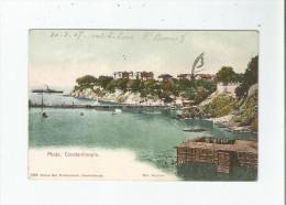 CONSTANTINOPLE 1660 MODA     1907 - Türkei