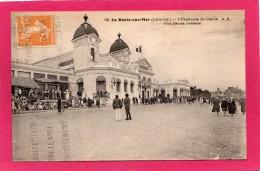 44 LOIRE-ATLANTIQUE LA BAULE, L'Esplanade Du Casino, Animée, (A. Bruel, Angers) - La Baule-Escoublac
