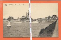 SELZAETE  -  Le Pont Du Chemin De Fer - Zelzate