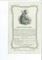 JOANNES B BRAECKMANS ECHTG M C COOLS ° WAARLOOS ( KONTICH ) 1814 + 1859 DRUK MECHELEN DIERICKX BEKE EN ZONEN - Images Religieuses