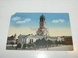 Stanislau - Rathaus Ukraine - Ucraina