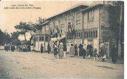 LES SABLES D'OLONNE - Casino Des Pins - Sables D'Olonne