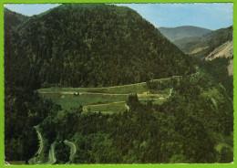 Col De Bussang - Les Lacets Carte Circulé 1966 - Bussang