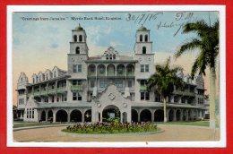 AMERIQUE - ANTILLES -  JAMAIQUE - Myrtle Bank Hotel , Kingston - Jamaica