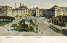 MÜNCHEN - Allemagne : Karistor-Rondell. - Muenchen