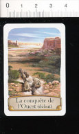 2 Scans / 1803 : Début De La Conquête De L'Ouest / Far West Convoi De Chariots Bâchés  // TL 183/3 - Alte Papiere